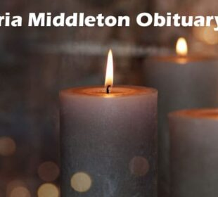Maria Middleton Obituary 2020