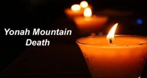 Yonah Mountain Death 2020
