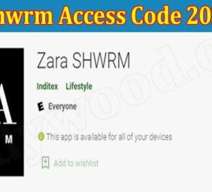 Zara Shwrm Access Code 2021 Free 2021.