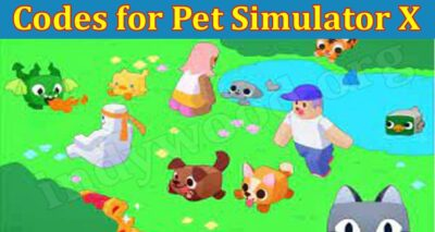 Codes For Pet Simulator X (July) Know The Steps Below!
