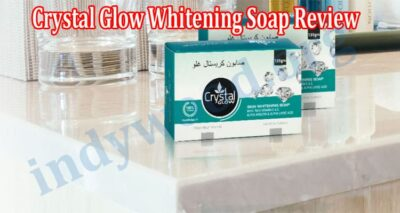 Crystal Glow Whitening Soap Online Website Review