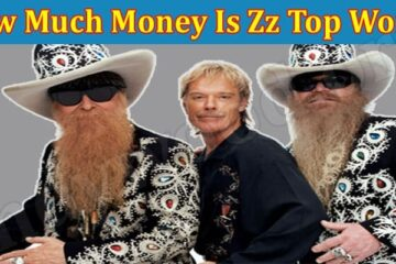 How Much Money Is Zz Top Worth 2021