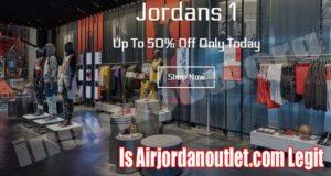 Is Airjordanoutlet.Com Legit (July) Complete Reviews!