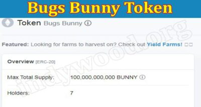 About General Information Bugs Bunny Token