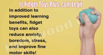 Is Fidget Toys Plus .Com Legit (Aug) Guided Reviews!