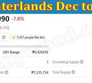 About General Information Splinterlands Dec to PHP